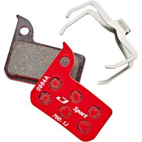 Jagwire Disc Sport Semi-Metallic Patins de frein Pour SRAM Red/Force/Rival